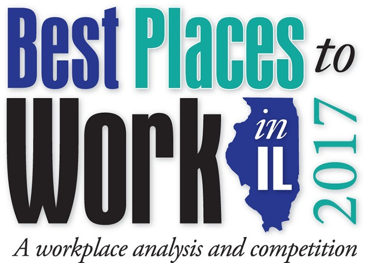 Chicago Office grows by double digits and is named a Best Place to Work in Illinois for 10th straight year