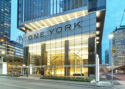 CIBC Mellon Relocates Toronto Head Office to One York. Photo credit: Menkes Developments Ltd. (CNW Group/CIBC Mellon)