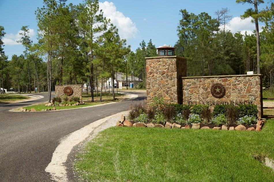 New 2 to 9 acre homesites are available at Texas Grand Ranch. Demand continues to be high, during the last new section release, 100 homesites sold in a matter of days.