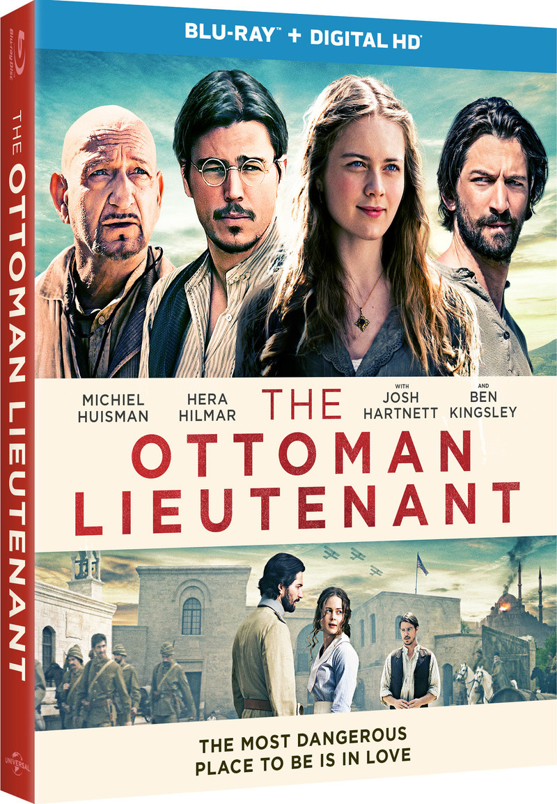 Universal Pictures Home Entertainment: The Ottoman Lieutenant