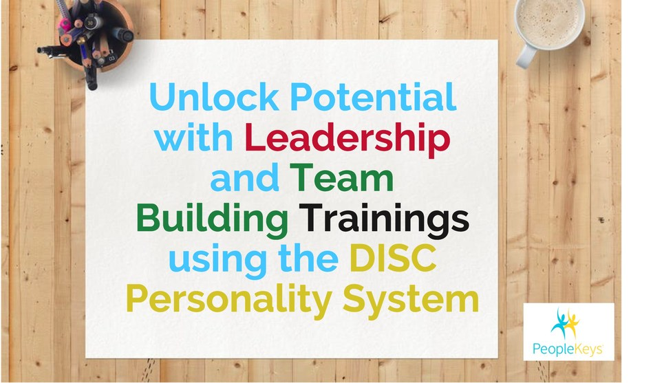 PeopleKeys' Master Trainers have a way of speaking so that each audience member leaves with incredible insights into their own behavior.  Their entertaining and accessible style makes them perfect for team building and leadership development workshops.