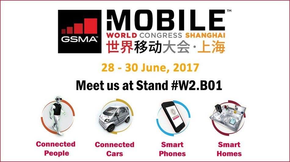 Come and visit Bureau Veritas at the MWC Shanghai. (PRNewsfoto/Bureau Veritas Consumer Products)