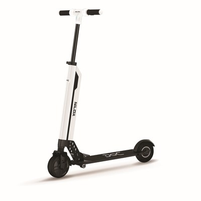 Nilox DOC AIR, the lightest and most versatile electric scooter from Nilox (PRNewsfoto/Nilox)