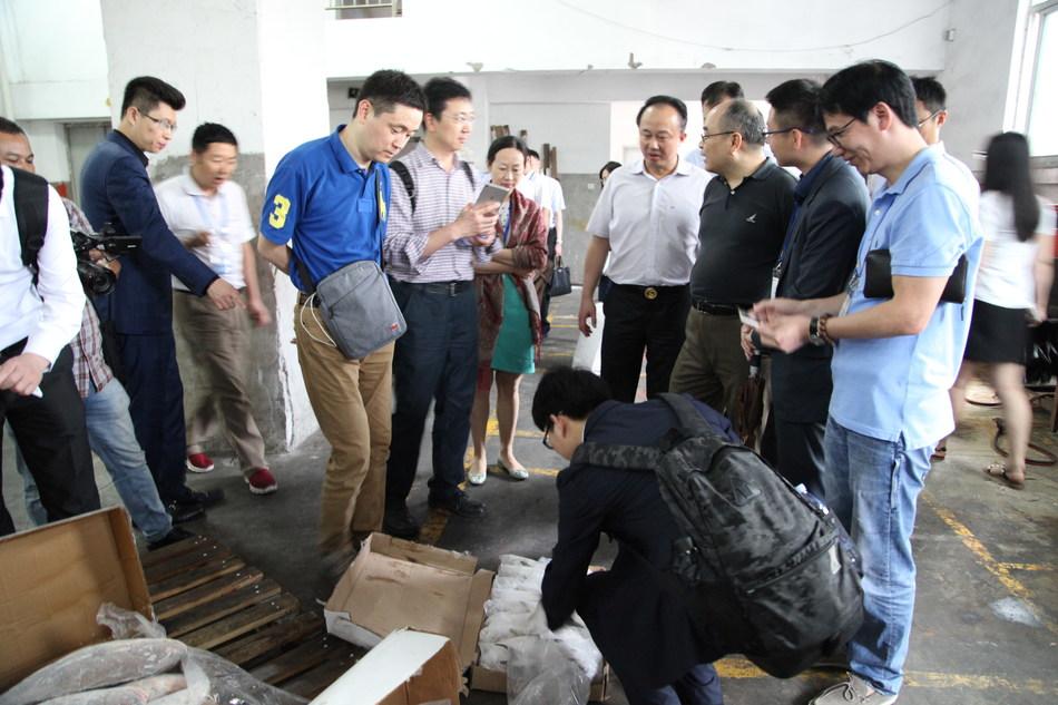 Pingtan's Mawei Refrigerated Warehouse
