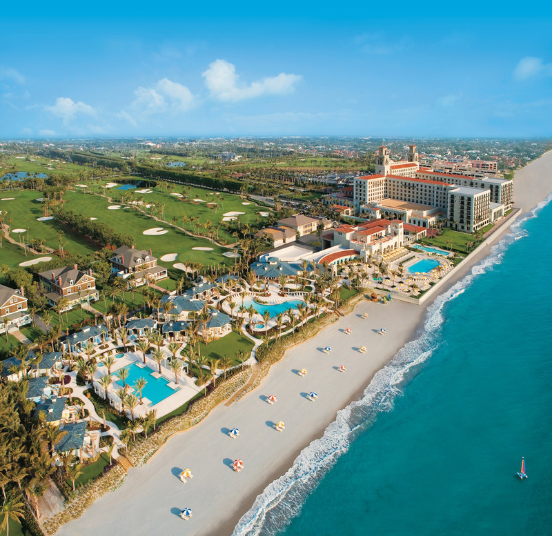 One of America's legendary oceanfront resorts, The Breakers resides on 140 acres in the heart of Palm Beach, FL.
