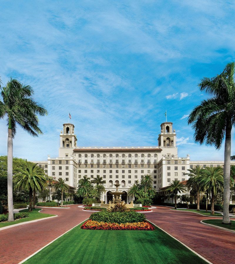An enduring icon of hospitality and architectural design, The Breakers annually invests over $30 million in ongoing enhancements.