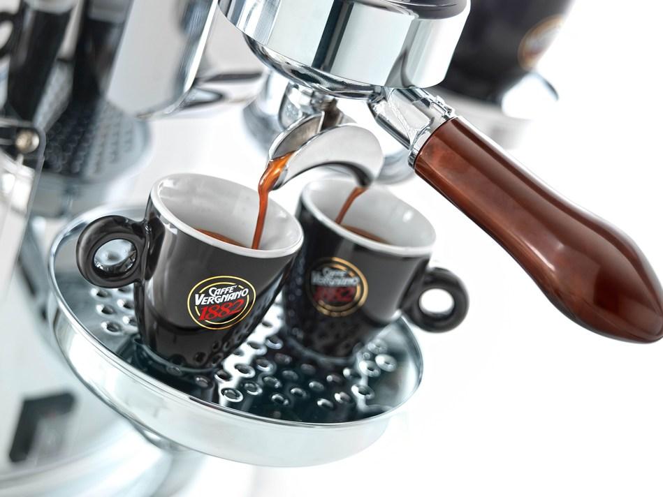CAFFÈ VERGNANO @ BUDAPEST WORLD OF COFFEE 2017 (PRNewsfoto/Caffè Vergnano)