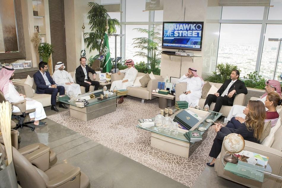 (PRNewsfoto/Kingdom Holding Company (KHC))