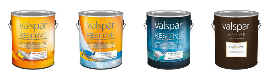 J.D. POWER RANKS VALSPAR EXTERIOR PAINTS HIGHEST IN J.D. POWER CUSTOMER SATISFACTION FOR 2017