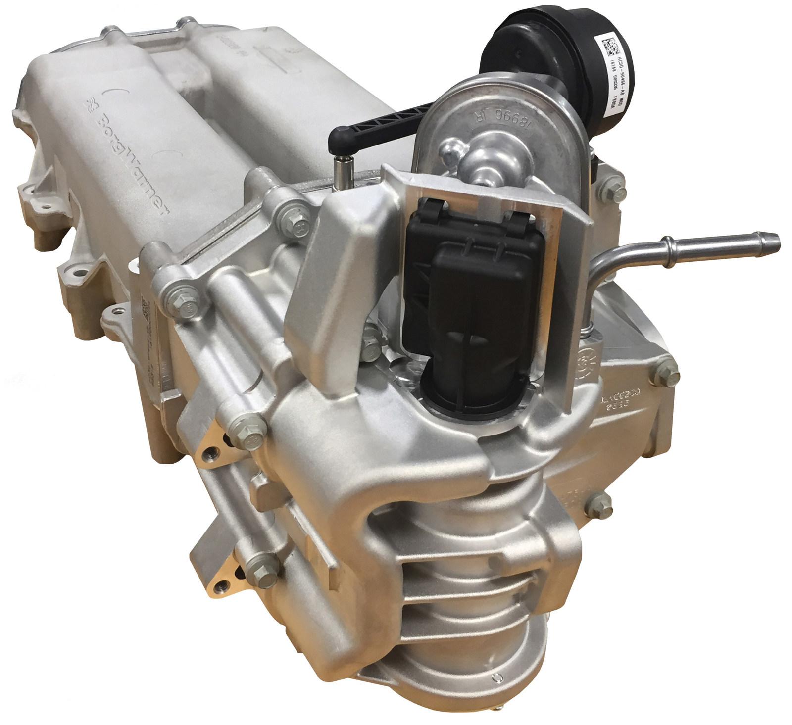 borgwarner s egr technologies reduce emissions for ford s power stroke diesel engines. Black Bedroom Furniture Sets. Home Design Ideas