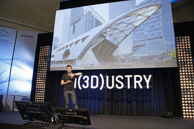 IN(3D)USTRY fosters widespread adoption of 3D printing across all industries (PRNewsfoto/Fira de Barcelona)