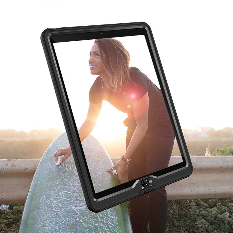 LifeProof announces NUUD for iPad Pro (10.5-inch) and iPad Pro (12.9-inch) (2nd Gen.). Now iPad Pro can capture gnarly waves and epic adventures without worry.