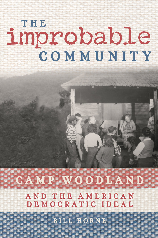 The Improbable Community book cover