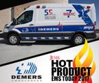 Demers Ambulances Ford Transit Type II Ambulance