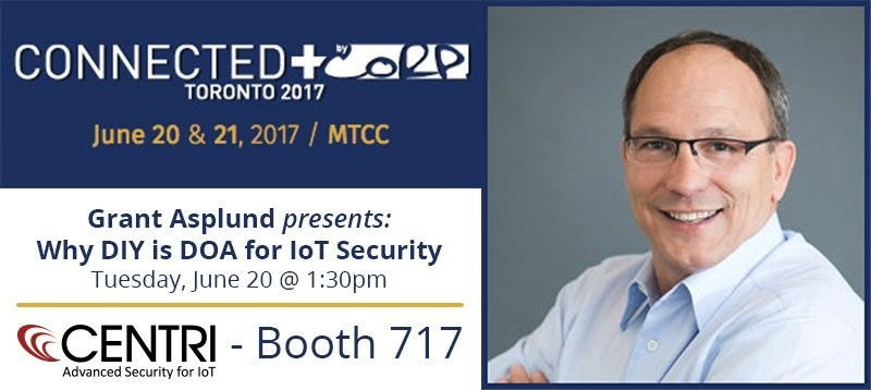 Keynote Speech: Why DIY is DOA for IoT Security