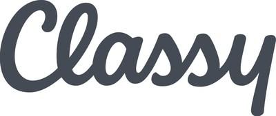 Classy Logo (PRNewsfoto/Classy)