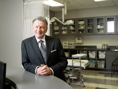 Urgent care pioneer Dr. Bruce Irwin, Founder & CEO of American Family Care, named Entrepreneur of the Year. (PRNewsfoto/American Family Care)