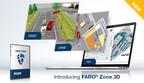 FARO® Zone 3D : Une application logicielle révolutionnaire pour les professionnels de la sécurité publique