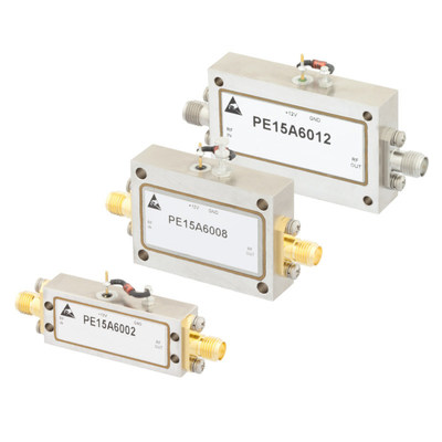 Pasternack Broadband Limiting Amplifier