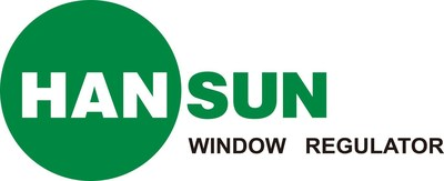 HANSUN Window Regulator (PRNewsfoto/HANSUN)