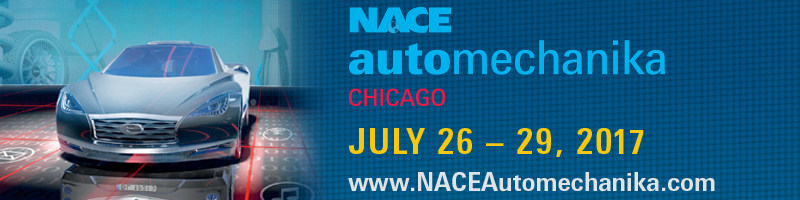 NACE Automechanika Chicago Reveals Exciting 2017 Show Floor Lineup