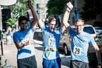 Une équipe victorieuse du Défi des merveilles (Groupe CNW/Hôpital Shriners pour enfants)