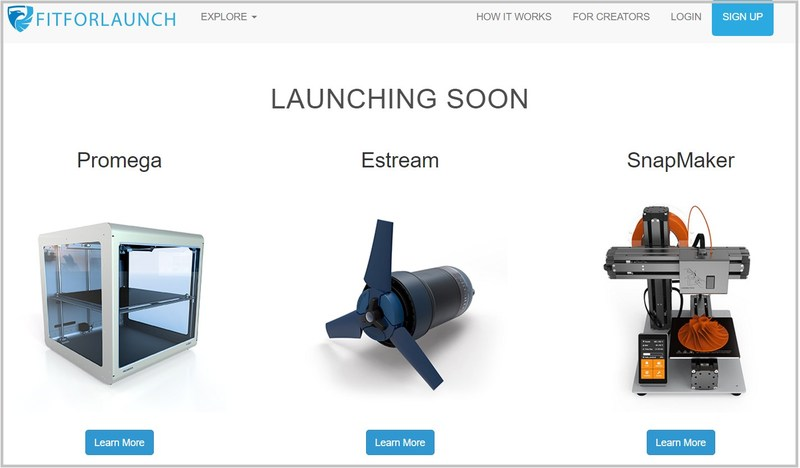 New Platform, FitForLaunch, to Provide Guaranteed Delivery for Crowdfunding Pre-Orders