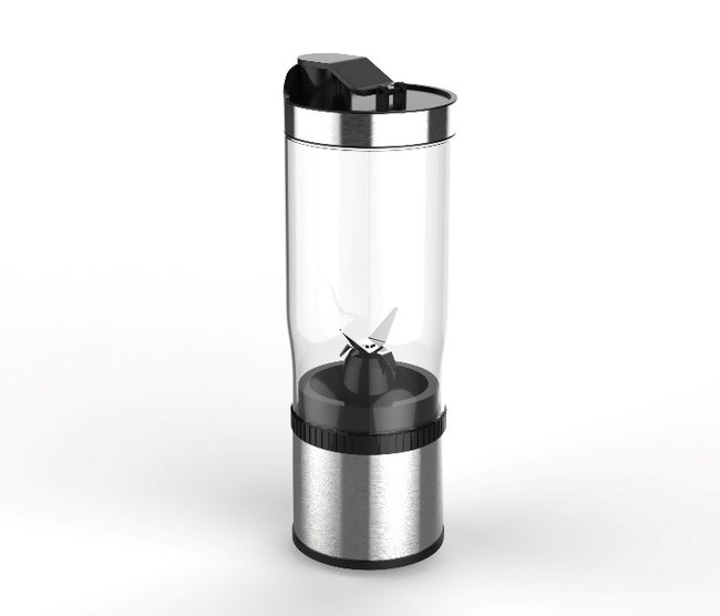 Rocket Bottle, LLC established in 2016, has developed the Rocket Bottle Plus to replace the existing blenders and mixers on the market today. Rocket Bottle Plus is a portable and rechargeable blender that pack a sleek luxurious design and the functionality of most home blenders.