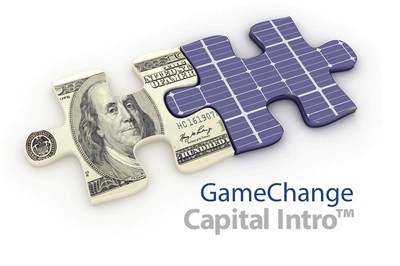 GameChange Unveils $2 Billion Capital Intro™ Program to Fund Solar Projects