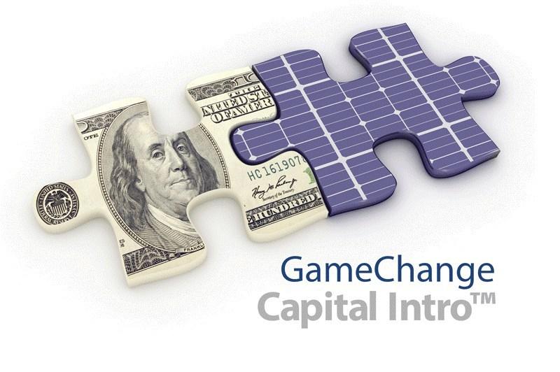 (PRNewsfoto/GameChange Solar)