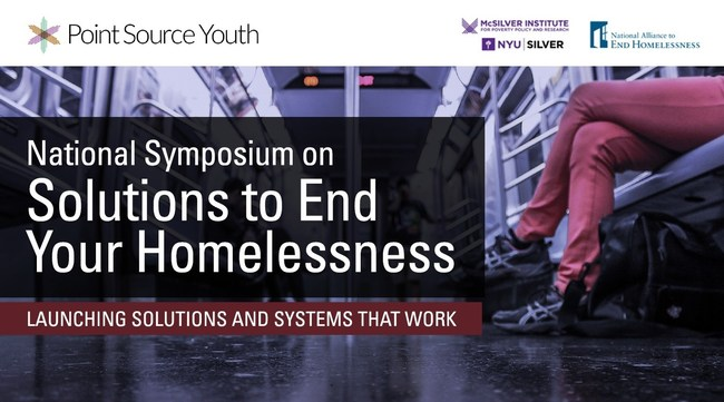 National Symposium to End Youth Homelessness - Point Source Youth