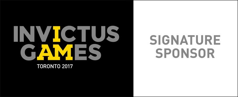 Invictus Games Toronto 2017 - Signature Sponsor (CNW Group/CIBC)
