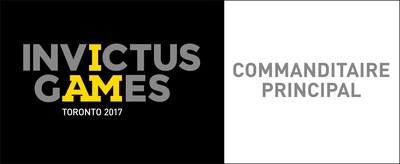 Invictus Games Toronto 2017 - Commanditaire principal (Groupe CNW/Banque CIBC)