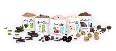 ARCTIC ZERO® comes in a variety of chunky and creamy flavors and is lactose free, low sugar and low in calories – making it a popular dessert option for those who are diabetic, lactose intolerant, gluten-intolerant or who are focused on staying fit and trying to maintain a healthy diet.