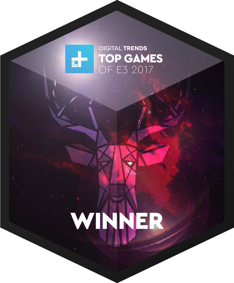 DigitalTrends.com Names Top Games of E3 2017 Award Winners