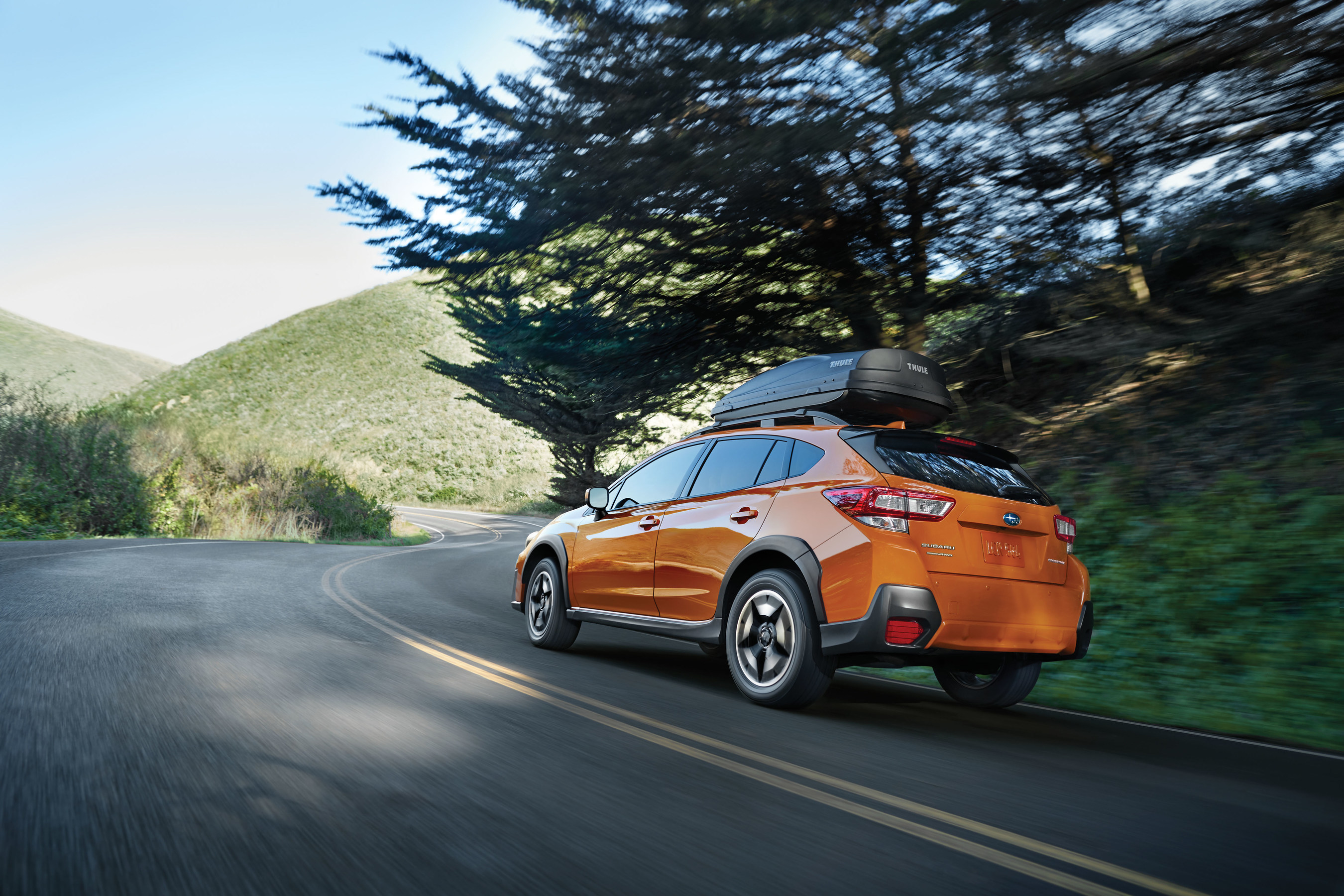 Subaru Canada Releases All-New 2018 Crosstrek