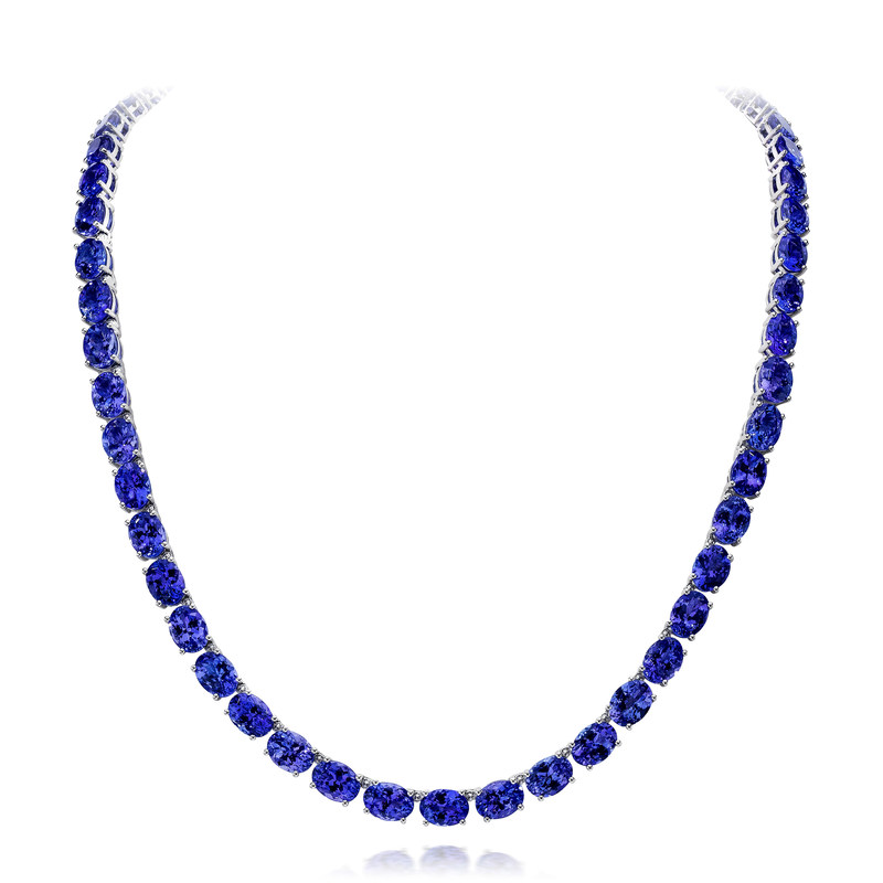 Safi Kilima Tanzanite WOW Necklace!