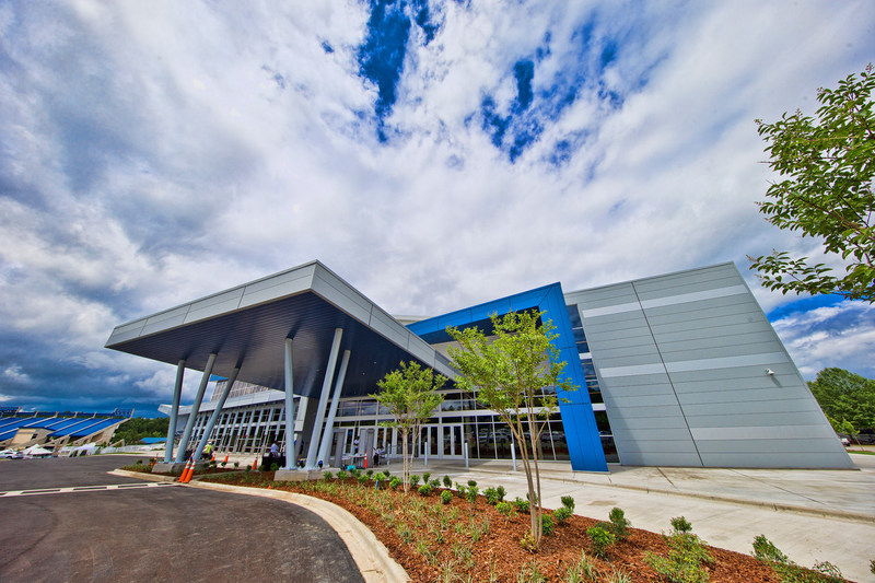 SFM's new world class, $85 million-dollar venue: The Hoover Met Complex.