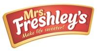Mrs. Freshley's Logo (PRNewsfoto/Mrs. Freshley's)