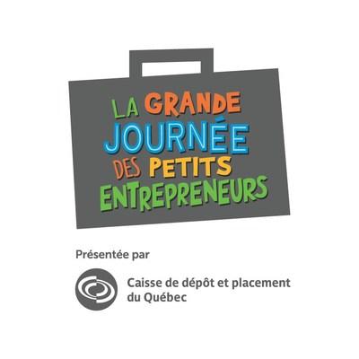 Logo : La grande journée des petits entrepreneurs (Groupe CNW/La grande journée des petits entrepreneurs)