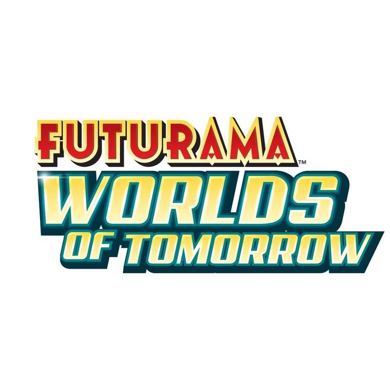 Futurama Worlds of Tomorrow de Jam City