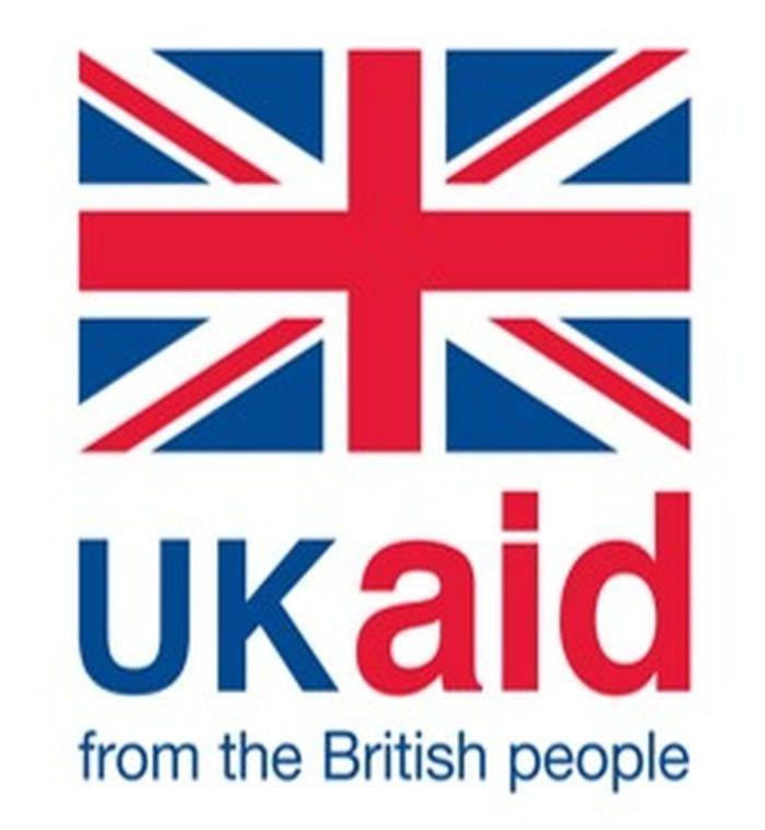 UK aid Logo (PRNewsfoto/AgDevCo)