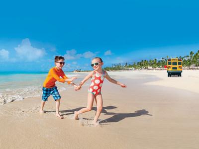 Les enfants séjournent, jouent et mangent GRATUITEMENT (Groupe CNW/Sunwing Vacations Inc.)