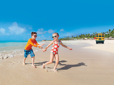 Kids Stay, Play, and Eat FREE (CNW Group/Sunwing Vacations Inc.)