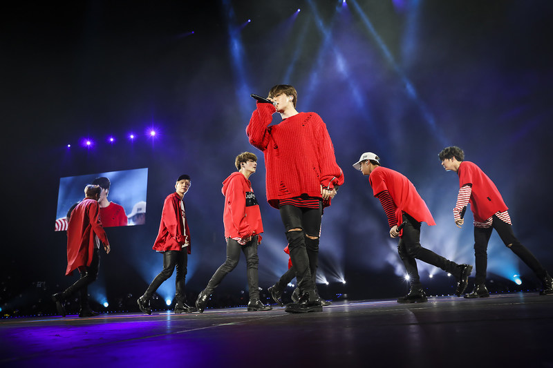 BTS Partners with LiveXLive for exclusive show