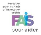 Logo : Fondation pour les aînés et l'innovation sociale-FAIS (Groupe CNW/Fondation pour les aînés et l'innovation sociale-FAIS)