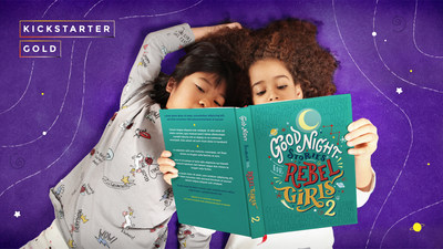 'Good Night Stories For Rebel Girls' announces Volume 2, launches podcast