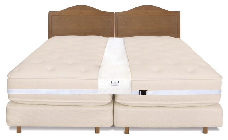 With a snap of a buckle create a safe and comfortable king size bed. Two twins or a King, you decide with the Easy King Bed Doubler.  Get the best bedding accessories on the planet. From CKI, of course, the nicest company on the planet.