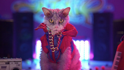 """Instafamous"" Feline Pompous Albert Promotes Honda Genuine Parts and Service in New Social Campaign"