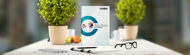 """Driven by the increased access and usage of mobile devices, a report by Ximble's """"2017 Key Insights on Employee Attendance and Tardiness"""" report indicates that shift reminders reduced late time by 21% and reduced total missed shifts by 16%."""